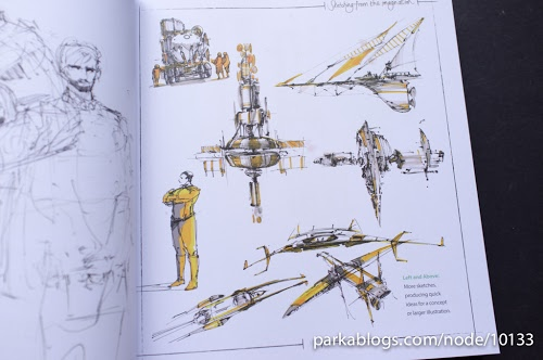 500x332 Book Review Sketching From The Imagination An Insight Into