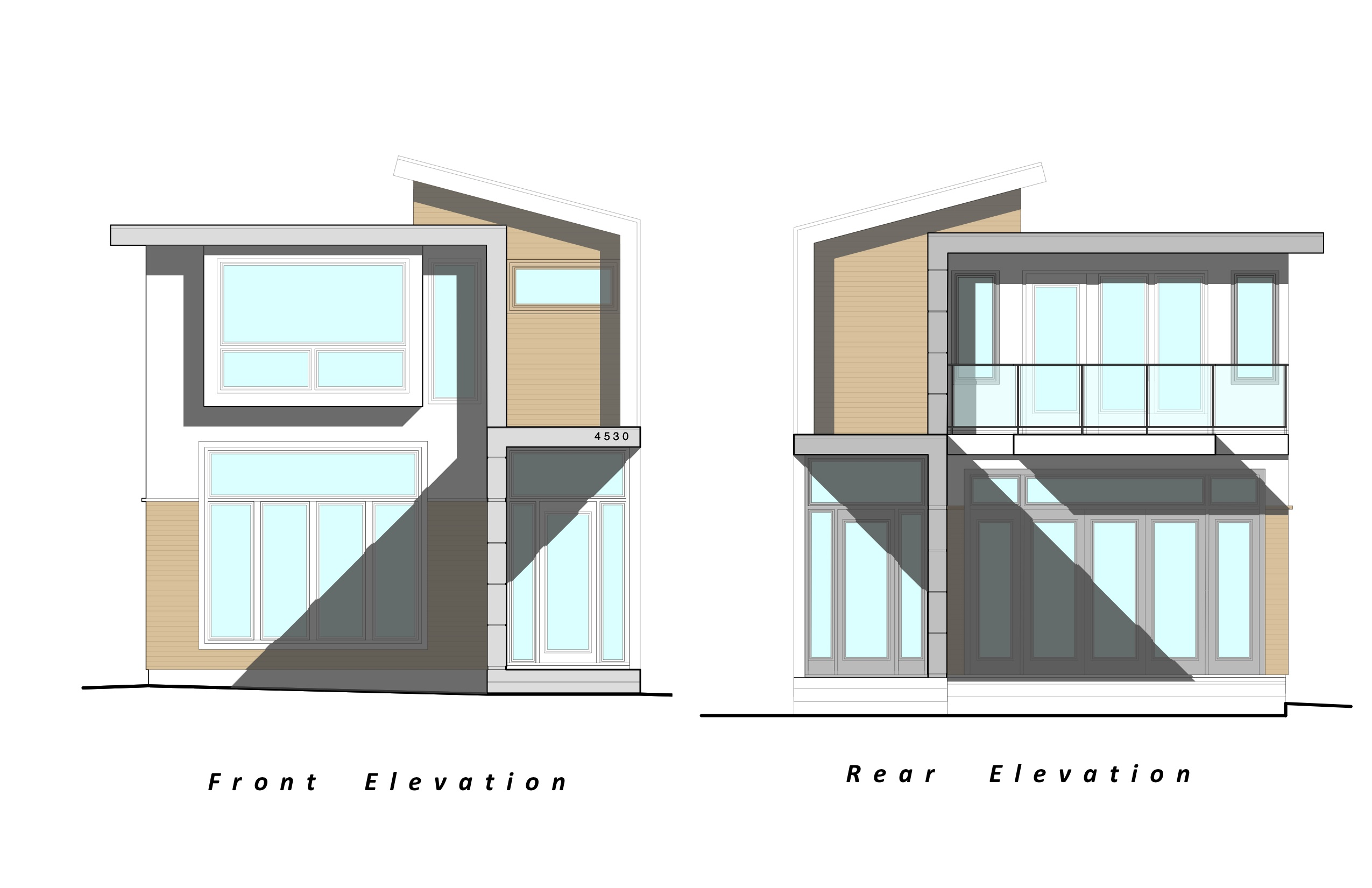 Colony Homes Floor Plans Front Elevation Drawing At Getdrawings Com Free For