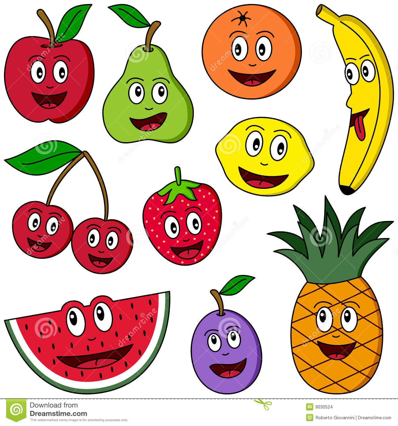 Fruit drawing at free for personal use - Dessins fruits ...