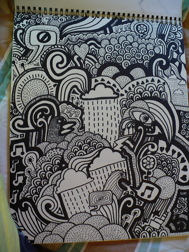 375x500 Full Page Sharpie. I Would Love To Make This Art