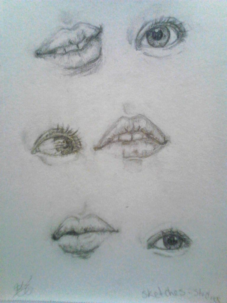 768x1024 Pencil Sketch Of Lips Pencil Sketches Of Lips Pencil Sketch Lips