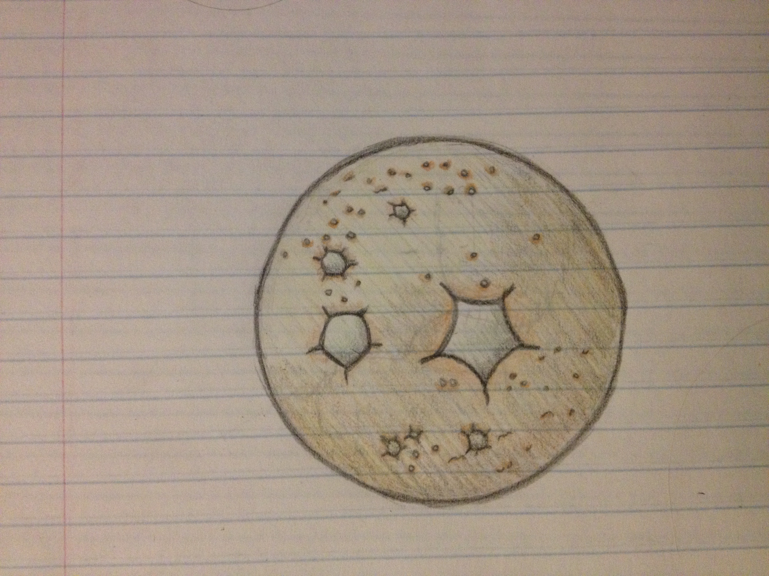 3264x2448 Drawing Of Full Moon Full Moon Doodle Drawing