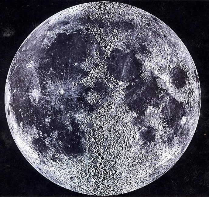 688x649 Image Result For Detailed Full Moon Drawing Tattoo