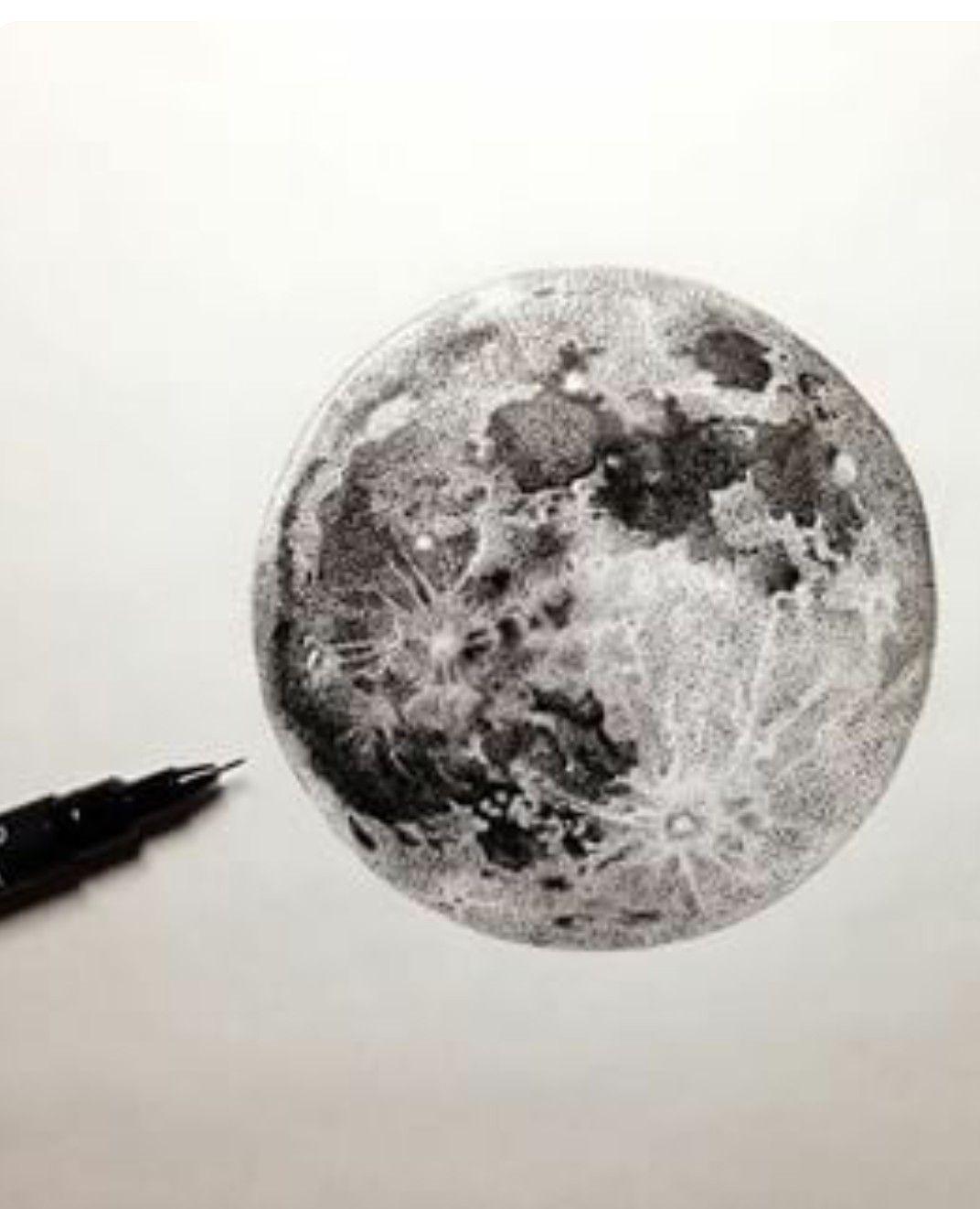 1072x1322 Pen Art Pen Art Pen Art, Tattoo And Moon