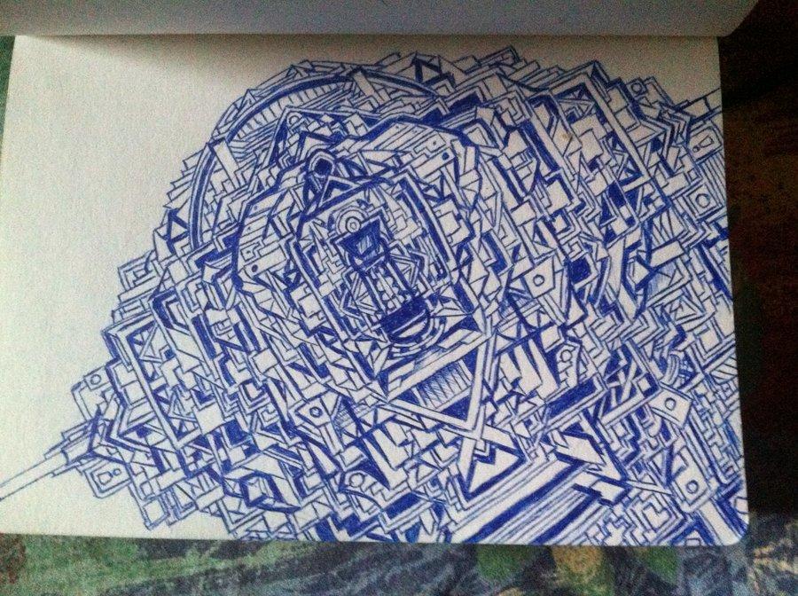 900x672 My First Full Page Doodle 6 By Kelvin4566
