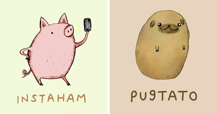 700x367 Funny Animal Puns To Make Your Monday Pun Again Bored Panda