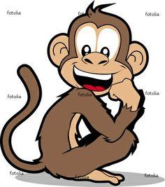 236x267 Funny Cartoon Monkey Tattoo Picture Funny Cartoon Monkeys