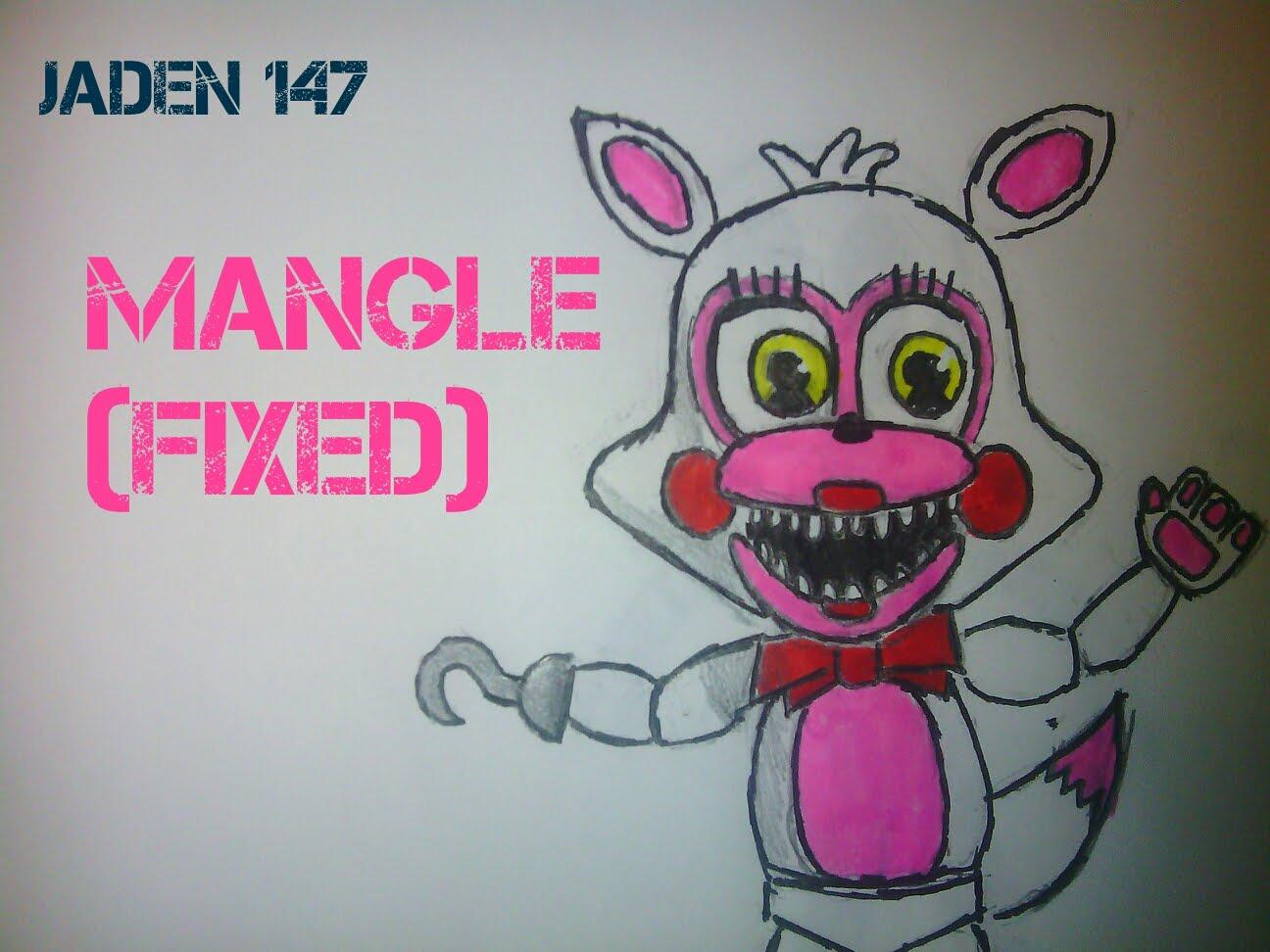 foxy draws youtube