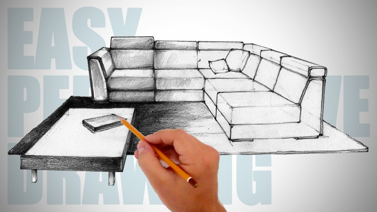 1280x720 How To Draw Furniture