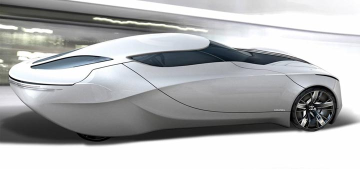 720x338 25 Futuristic Concept Cars That Will Never Hit The Road