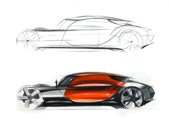 720x540 Futuristic Concept Design Sketch