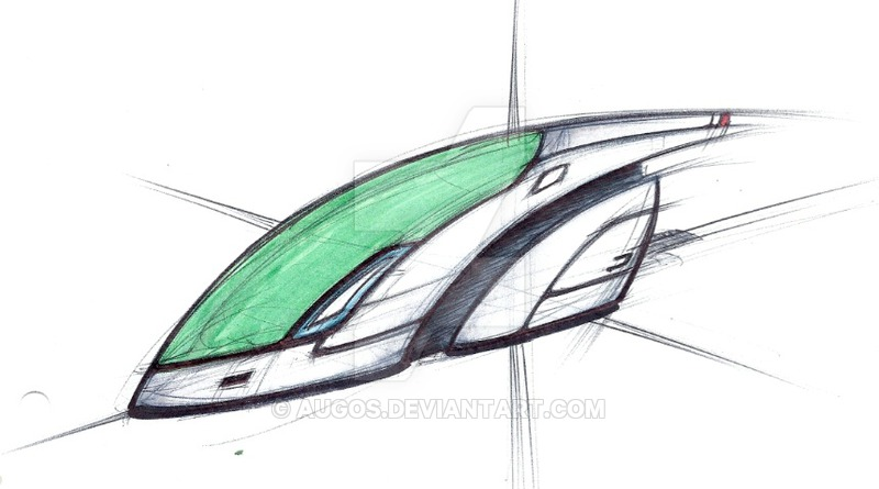 800x445 Small Commuter Car Sketch 1 By Augos