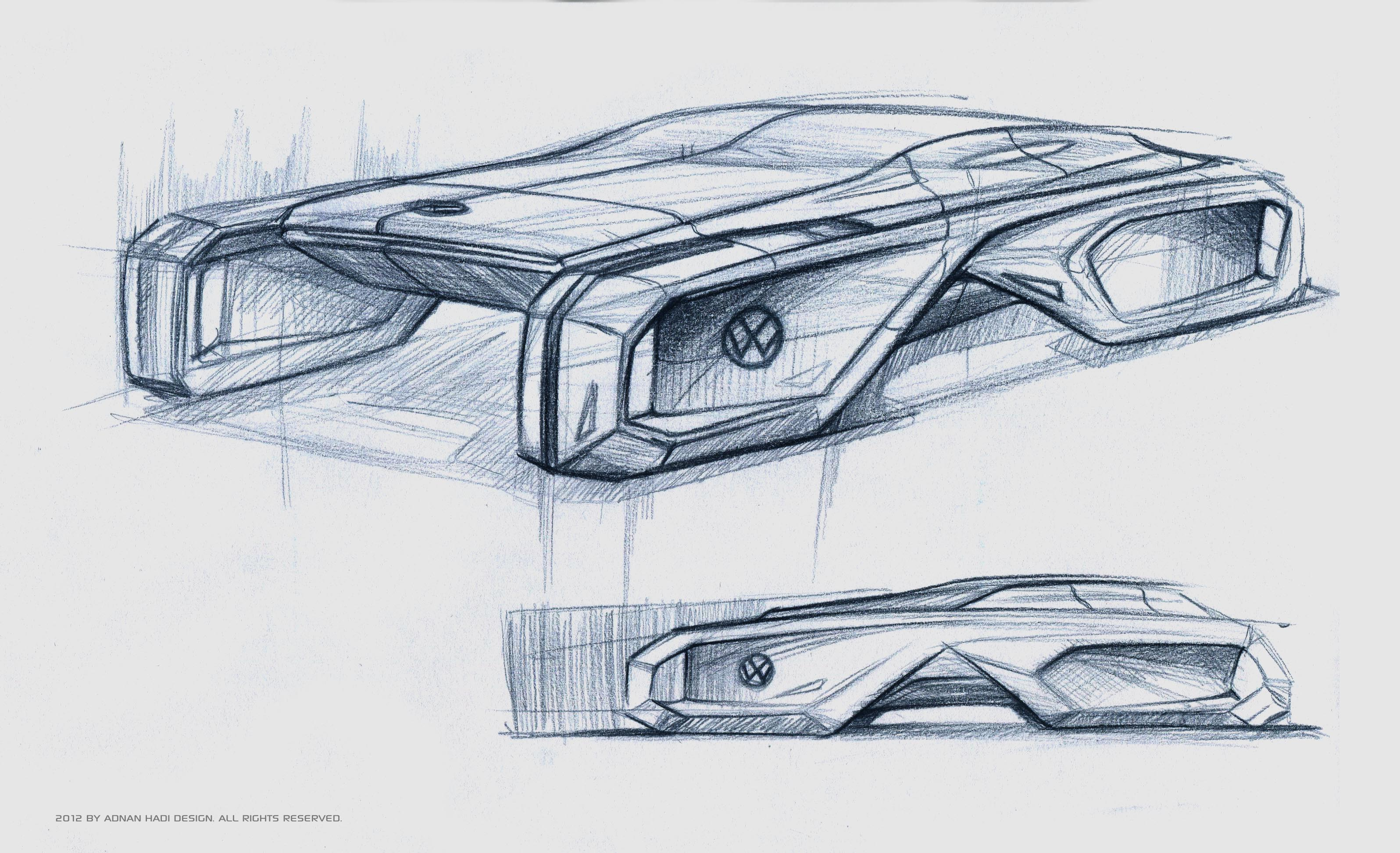 Futuristic Cars Drawing at GetDrawings.com | Free for personal use ...