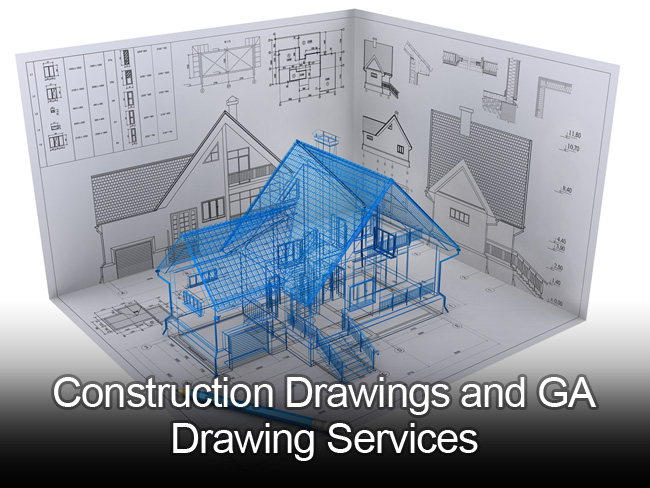 650x488 Construction Amp Ga Drawing Services