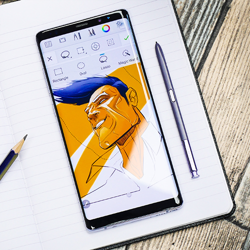 500x500 Best S Pen Apps For The Samsung Galaxy Note 8