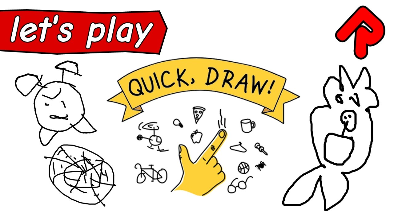 1280x720 Quick, Draw! Can Google Guess Your Crappy Drawing (Free Browser