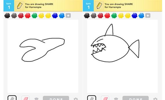 568x346 Draw Something, The Amazingly Addictive Guess My Sketch Game