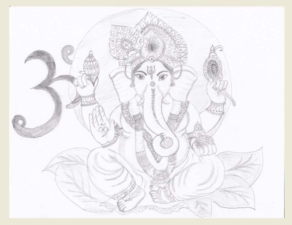 984x759 drawing 984x759 drawing 1 2480x3482 easy outline pencil drawings of lord ganesha lord ganesh sketch