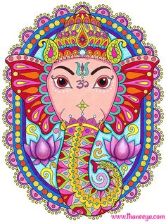 236x315 Ganesh Magick Ganesh, Ganesha And Spiritual Paintings