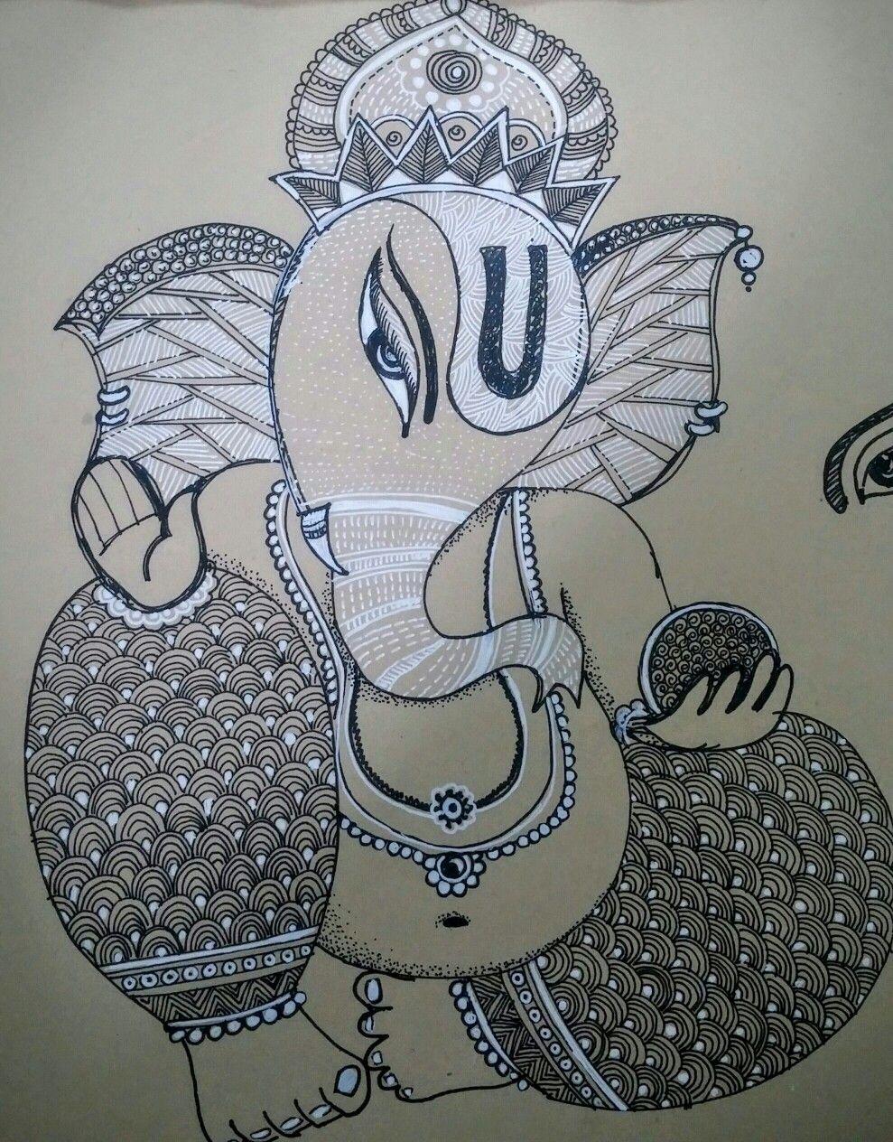 989x1264 Ganesha drawing Om Ganeshay Namah Ganesha Ganesha