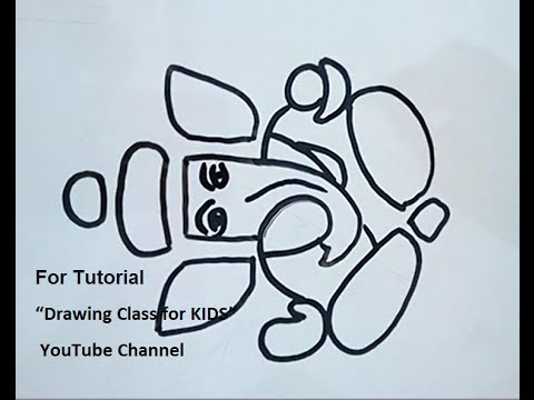 480x360 How To Draw Tutorial For Kids Lord Ganesha