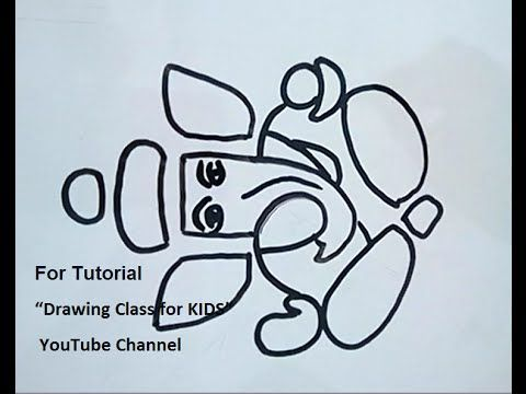 480x360 Youtube Lord Ganesha Drawing For Kids And Beginners. Search