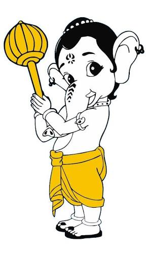 292x504 Image Result For Ganesha Drawing Ganesha Ganesha
