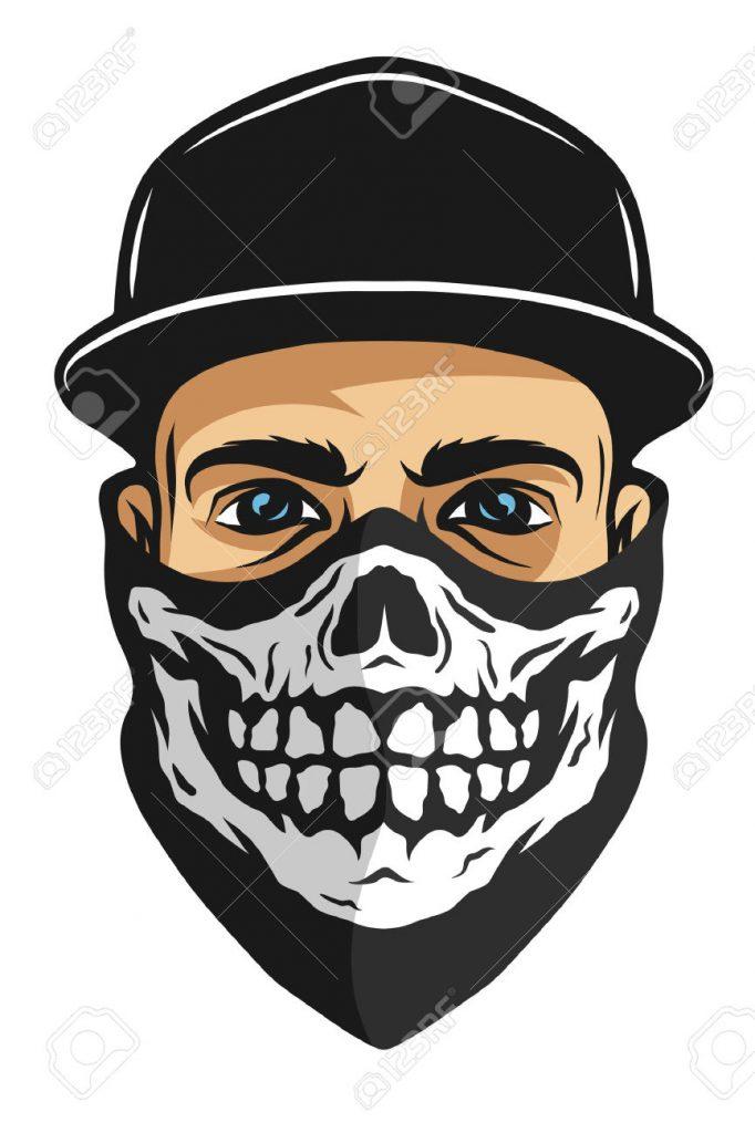 682x1024 Gangsta Cartoons