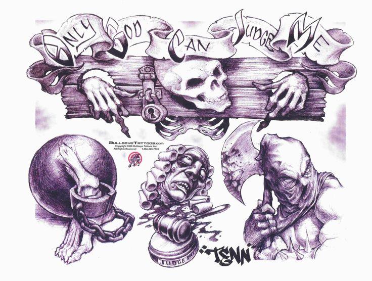 736x556 Gangster Love Cartoon Drawings Tattoo Flash Books Pinterest