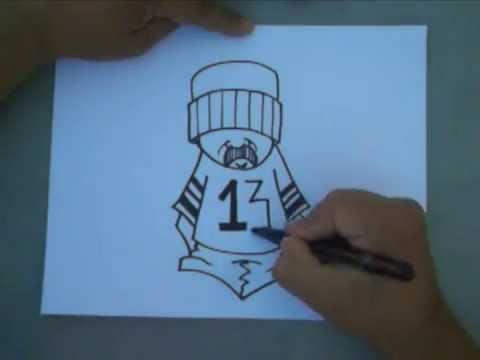 480x360 How to Draw Cholo Characters Learn to Sketch Pinterest