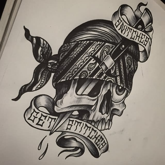 640x640 23 Wonderful Gangster Tattoo Designs