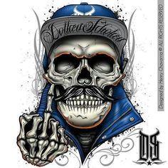236x236 282 Best Art Images On Skull Tattoos, Tattoo Designs