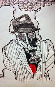 189x300 Gangsters Drawings
