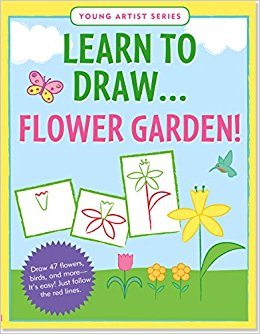260x334 Learn To Draw Flower Garden! (Easy Step By Step Drawing Guide
