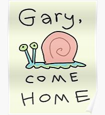 210x230 Gary Drawing Posters Redbubble