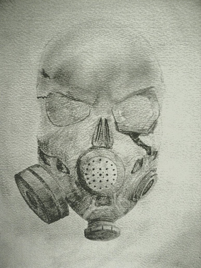 774x1032 Gas Mask Skull By Danny7293