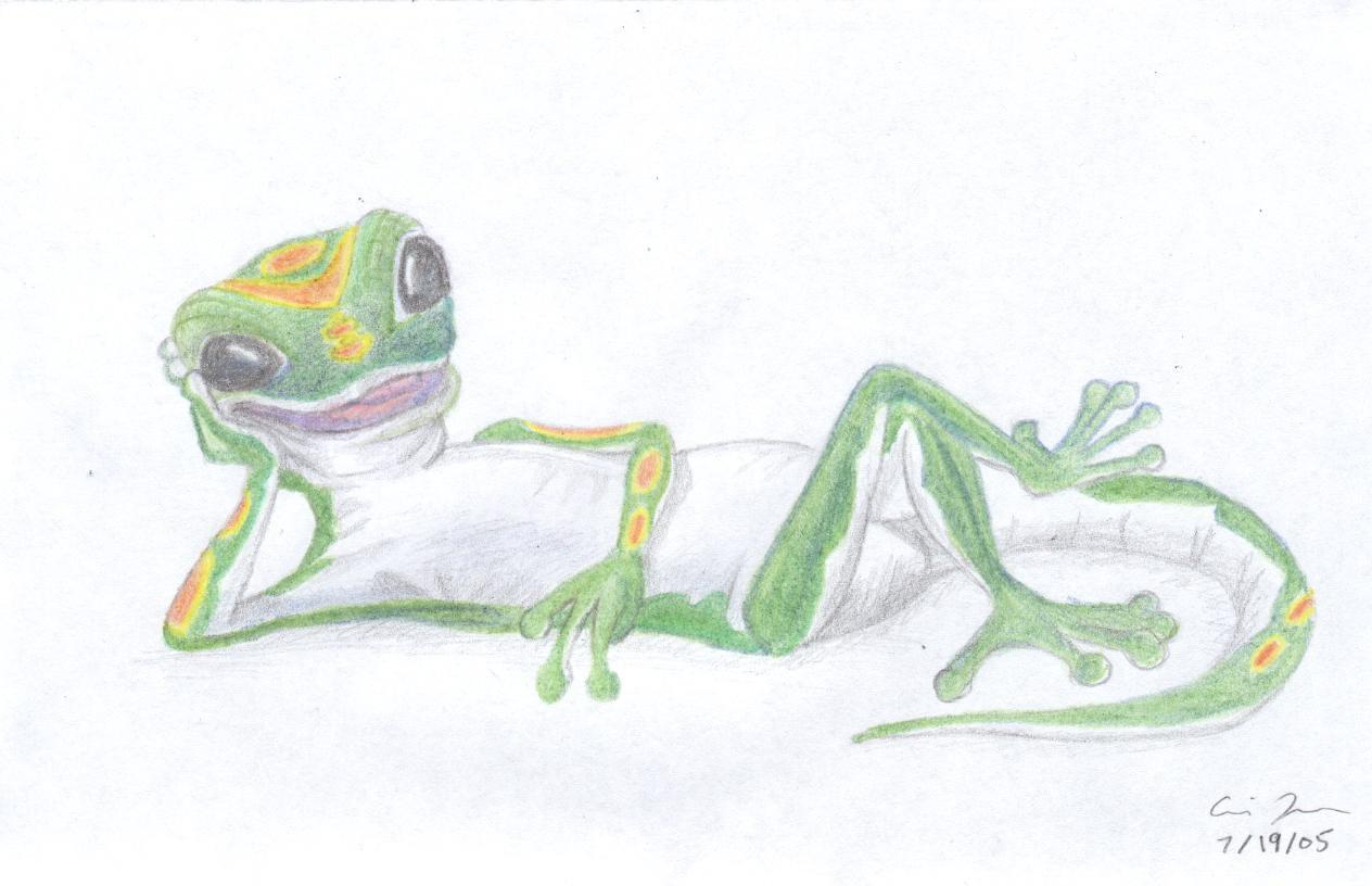 1264x816 Geico Gecko By Superaznman