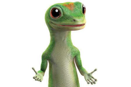 450x300 I Love This Little Guy! Geico Gecko Geckos
