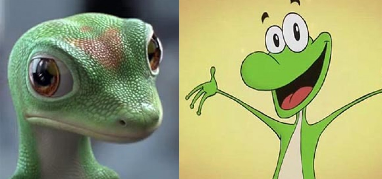 1280x600 The Geico Gecko Does Not Like Being Called A Cartoon