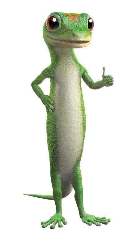 453x792 This Little Guy Is Just Tooooo Cute. The Geico Insurance Gecko