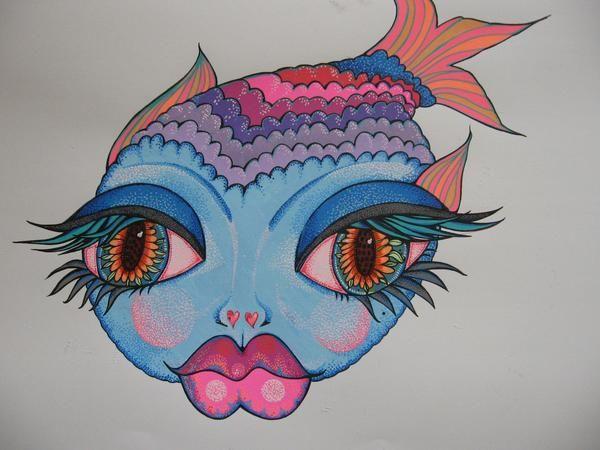 600x450 Gel Pen Drawing My Ar T Gel Pen Art, Pen Art