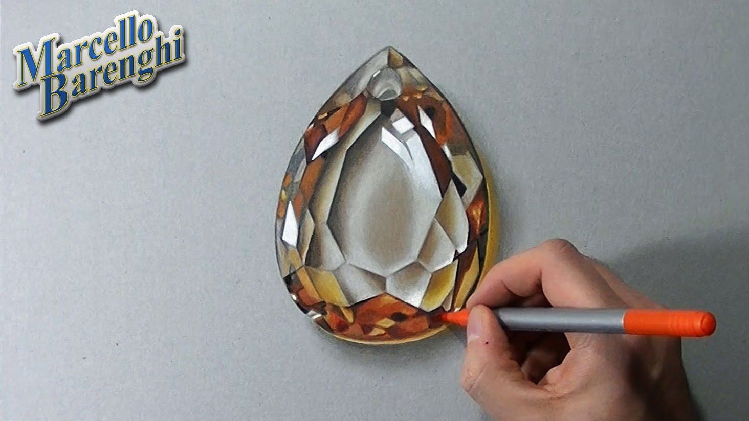 1464x824 How To Draw A Golden Topaz