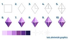 234x136 Inkscape Tutorials How To Draw Gems Miscellaneous Inkscape