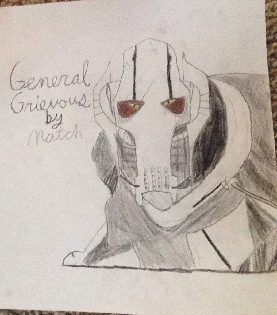 903x1024 General Grievous Drawing Star Wars Amino