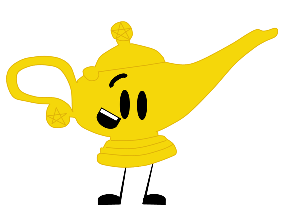 1024x713 Drawing Genie Lamp By Objecthello8