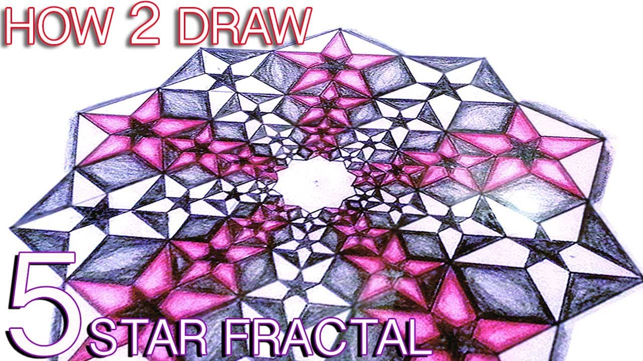 1280x720 How To Draw Fractals