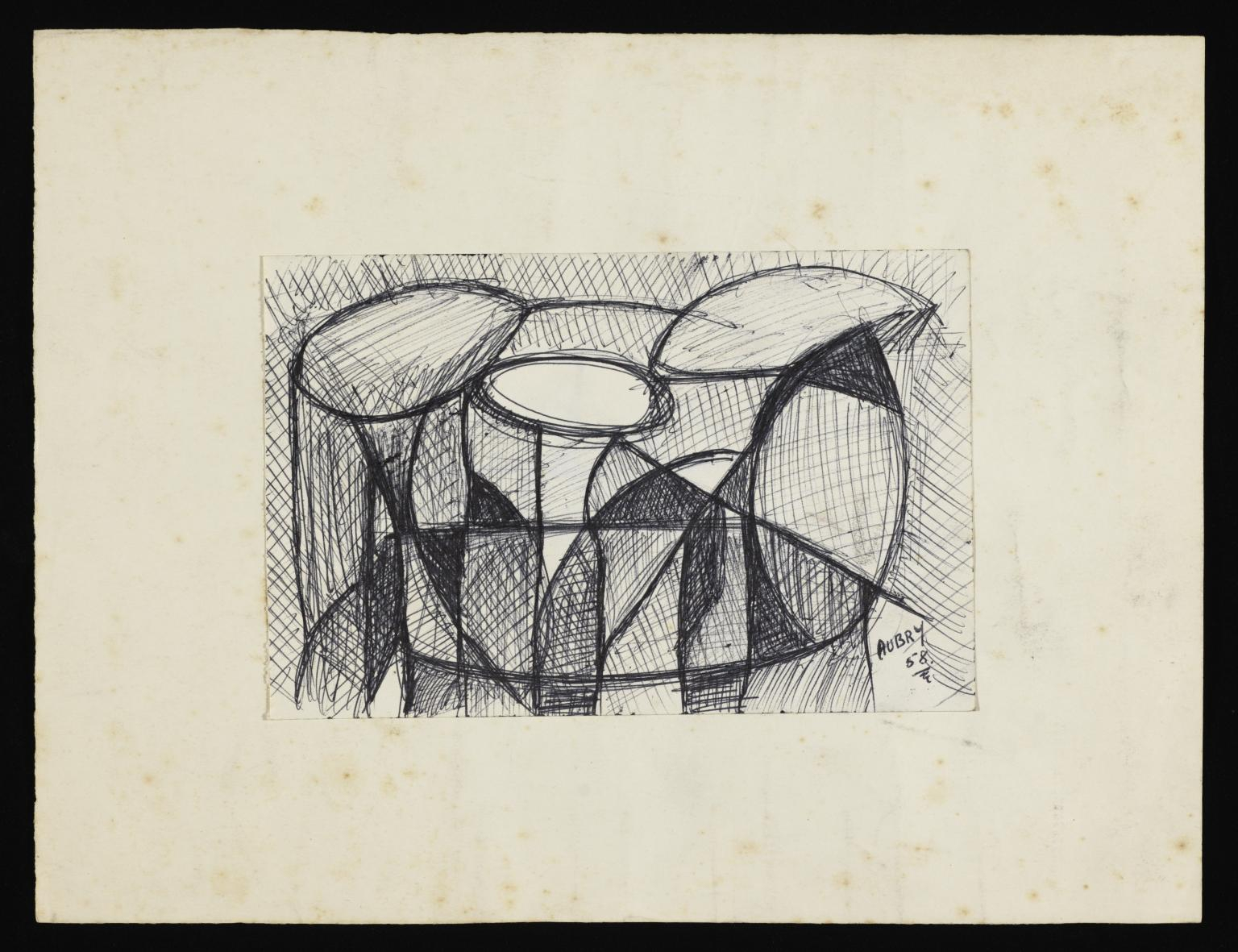 1536x1181 Abstract Shapes Drawing Abstract Drawing Of Geometric Shapes