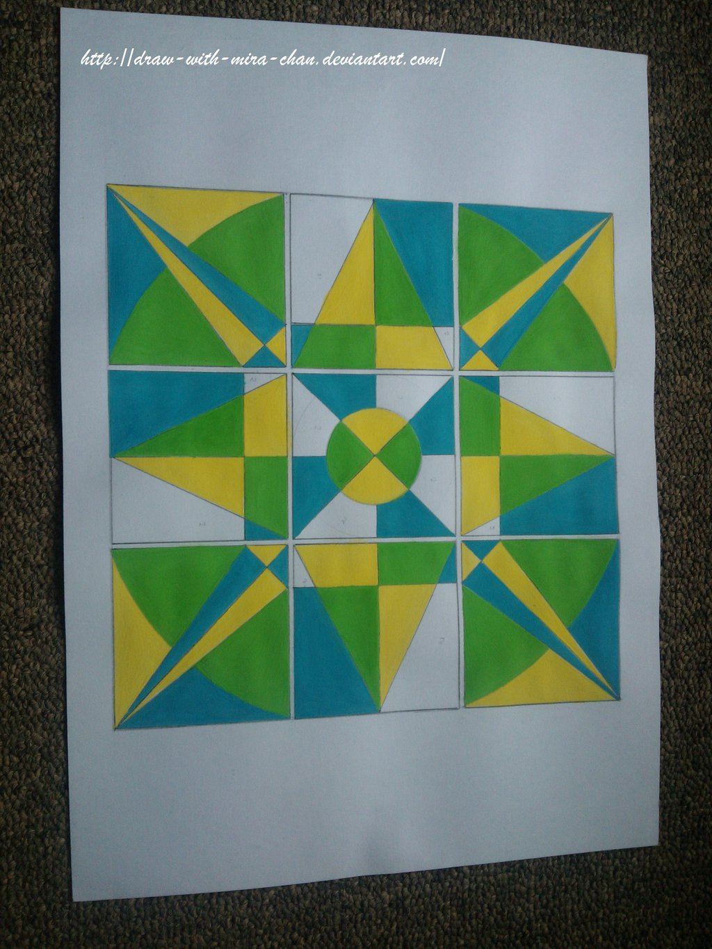 1024x1365 Drawing Abstract Shapes Abstract Geometric Shapes 3x3