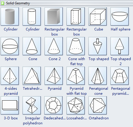 Geometrical Shapes Drawing at GetDrawings.com | Free for personal ...
