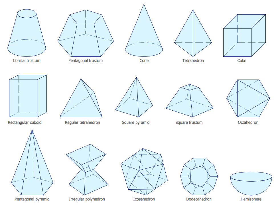 Geometrical Shapes Drawing At Getdrawings Free For Personal